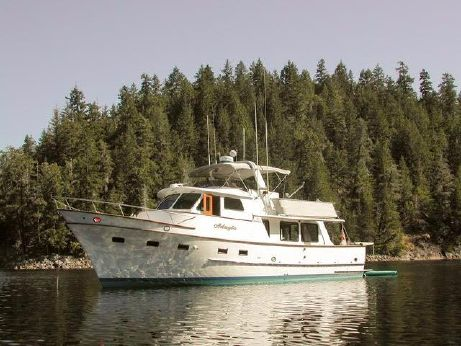 1992 Defever 49/52 Pilothouse