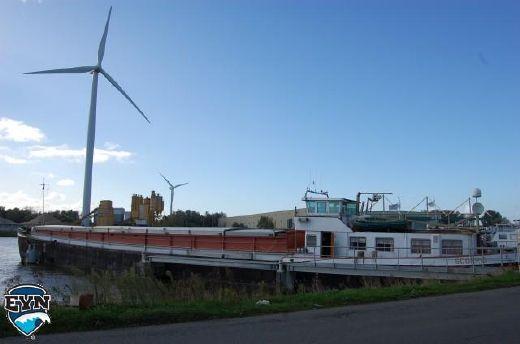1955 Freighter 53 meter
