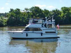 1992 Jefferson 42 Viscount Sundeck