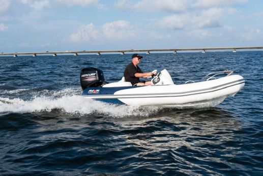 2017 Avon Seasport 380 Deluxe NEO 50hp In Stock