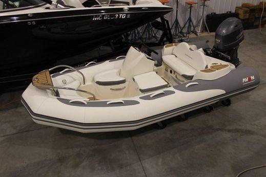 2017 Avon Seasport 380 Deluxe NEO 50hp In Stock
