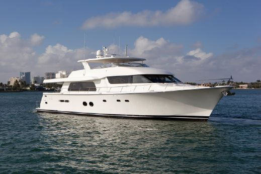 2013 Pacific Mariner Raised Pilothouse Motoryacht