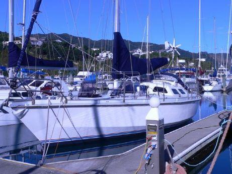 1990 Joubert 12m Steel Cruising Yacht