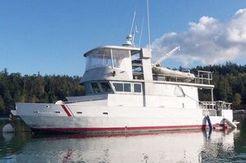 2002 Custom Aluminum Charter Vessel (Ex-Coast Guard)