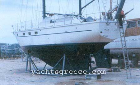1982 Ferretti Yachts Altura 42