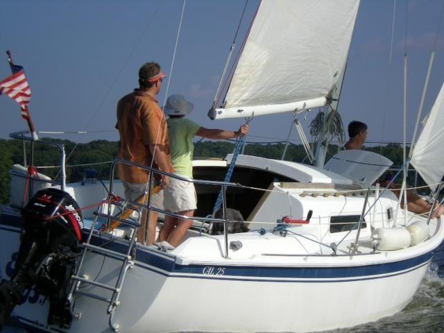 1980 CAL 25II Mk II Sail New and Used Boats for Sale