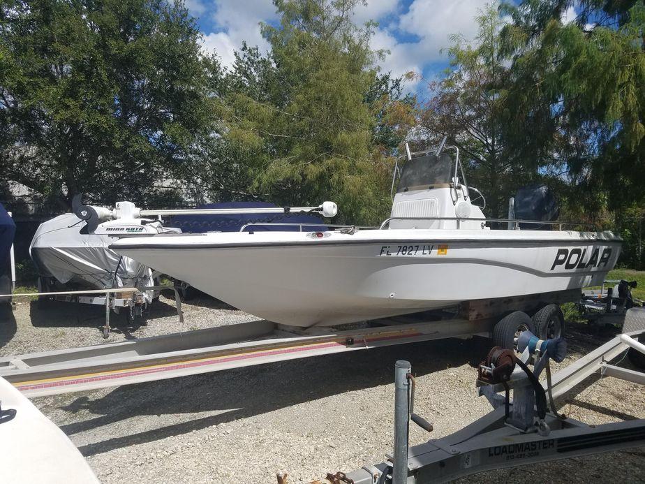 42bfe5e814ef 2000 Polar 2100 Bay Power Boat For Sale - www.yachtworld.com
