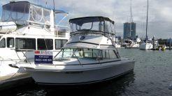 1991 Bertram 26 Flybridge Cruiser