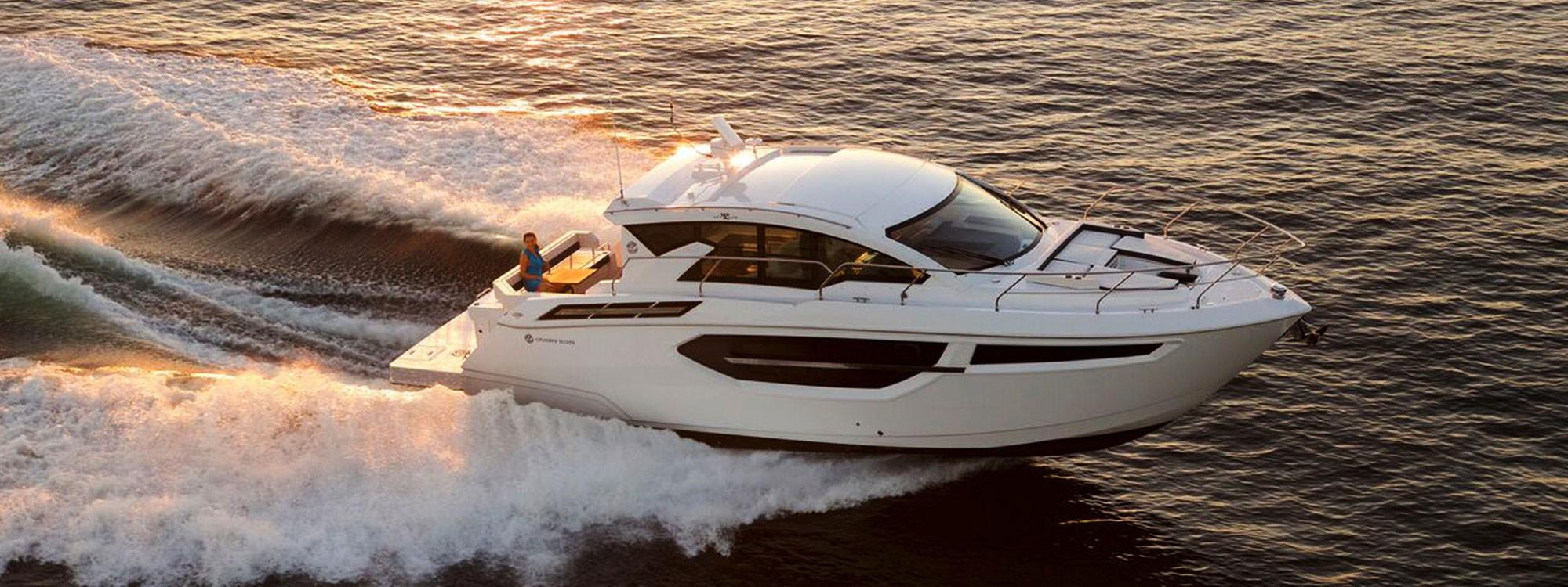 2019 Cruisers 42 Cantius Power Boat For Sale Www