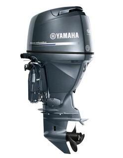 2016 Yamaha Outboards F90XA Engine