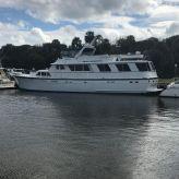1977 Hatteras Custom Extended 82' Motoryacht