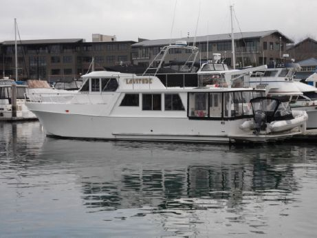 2003 Nordic Yacht Pilothouse