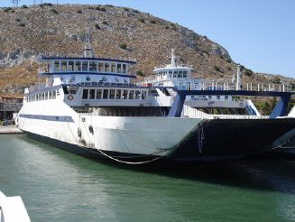 2008 Open Double End Ro/pax Ferry