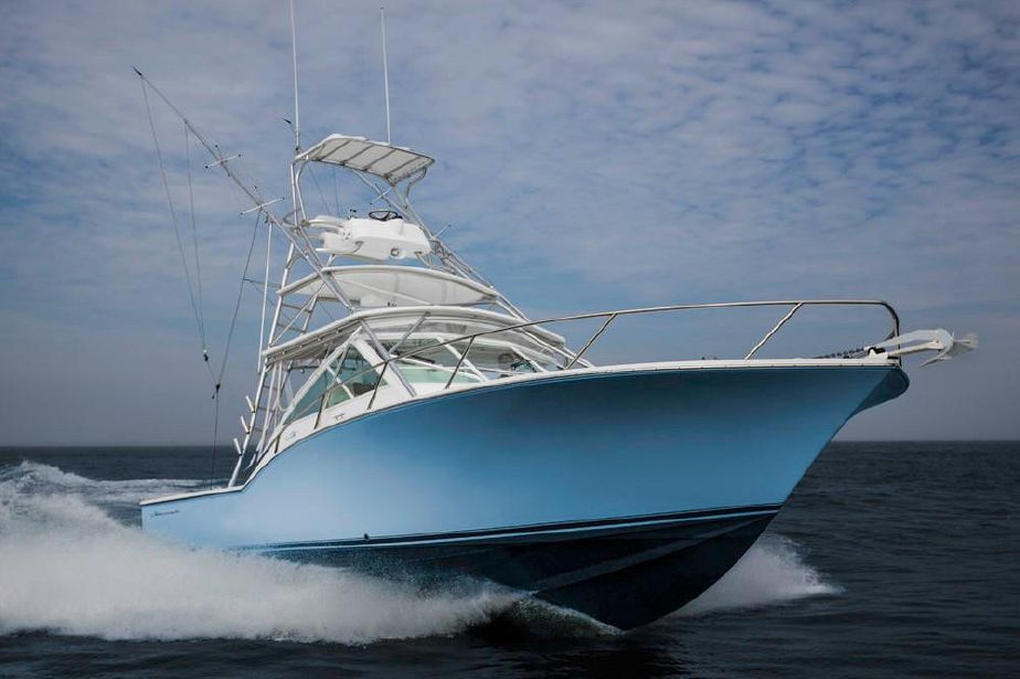 2020 Albemarle 32 Express Power New and Used Boats for Sale - on