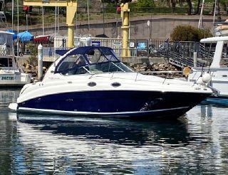 2005 Sea Ray 28 Sundacer