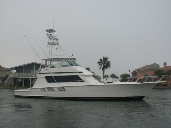 1994 Hatteras 65 Convertible Power Boat For Sale - www