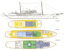 2014 Ron-Ka Yachting Co. Ltd Classic Design Motoryacht