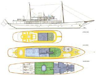 2016 Yachworld.l.t.d Turkey Classic Design Motoryacht Project