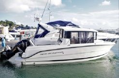 2018 Parker 800 Pilothouse