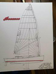 1978 Custom Marine Innovators Sandpiper 32