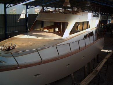 2006 Cockpit Motor Yacht Jtm 46