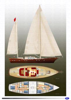 2016 Yachtworld.l.t.d Turkey Gulet Motor Sailor Project