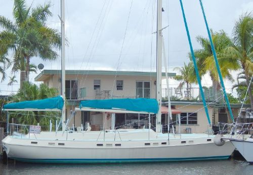 1975 Morgan Out Island Staysail Ketch