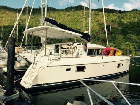 2008 Lagoon 420 Owner Version