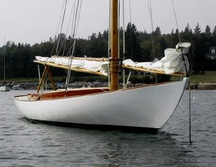 1995 Herreshoff / Brooklin Boat Yard Buzzards Bay 25