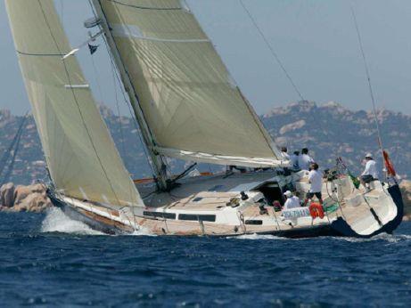 1989 Cenmarine Simonis 67 Fast Cruiser
