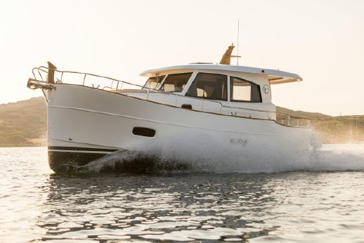 2017 Sasga Yachts Menorquin 34