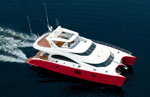 2009 Sunreef Power 70'