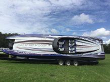 2018 Mystic Powerboats C4400