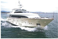 2008 Benetti Sail Division 90 SD Ext