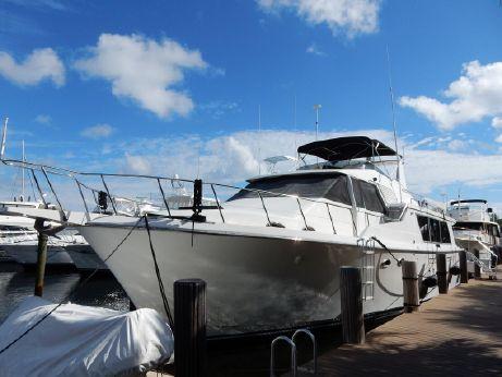1990 Vantare Motor yacht