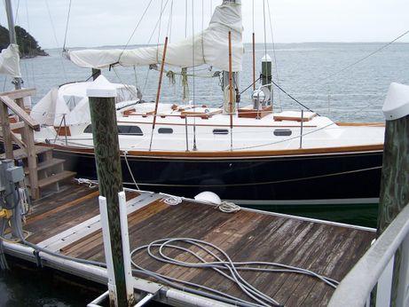 1987 Hinckley Bermuda 40 MK III Yawl