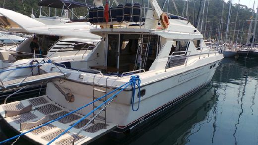 1987 Marine Projects Princess 55