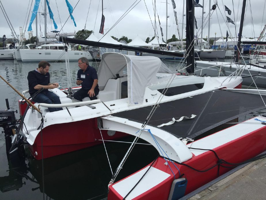 2019 Dragonfly 25 Sail Boat For Sale - www yachtworld com