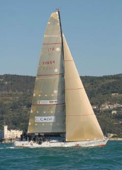 1996 Mistral Composite Grand Mistral Maxi One Design