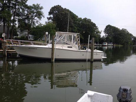 1986 Albemarle 275 Express Fisherman