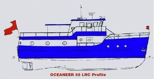 1998 Seahorse Oceaneer 55