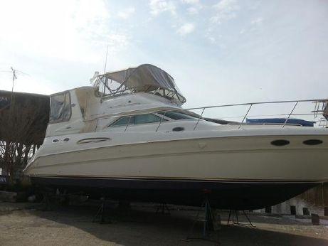 2001 Sea Ray 420 Aft Cabin