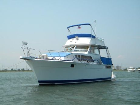 1983 Chris Craft1 410 Motor Yacht