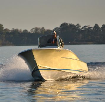 2009 Custom Carolina Hudson 20 Center Console