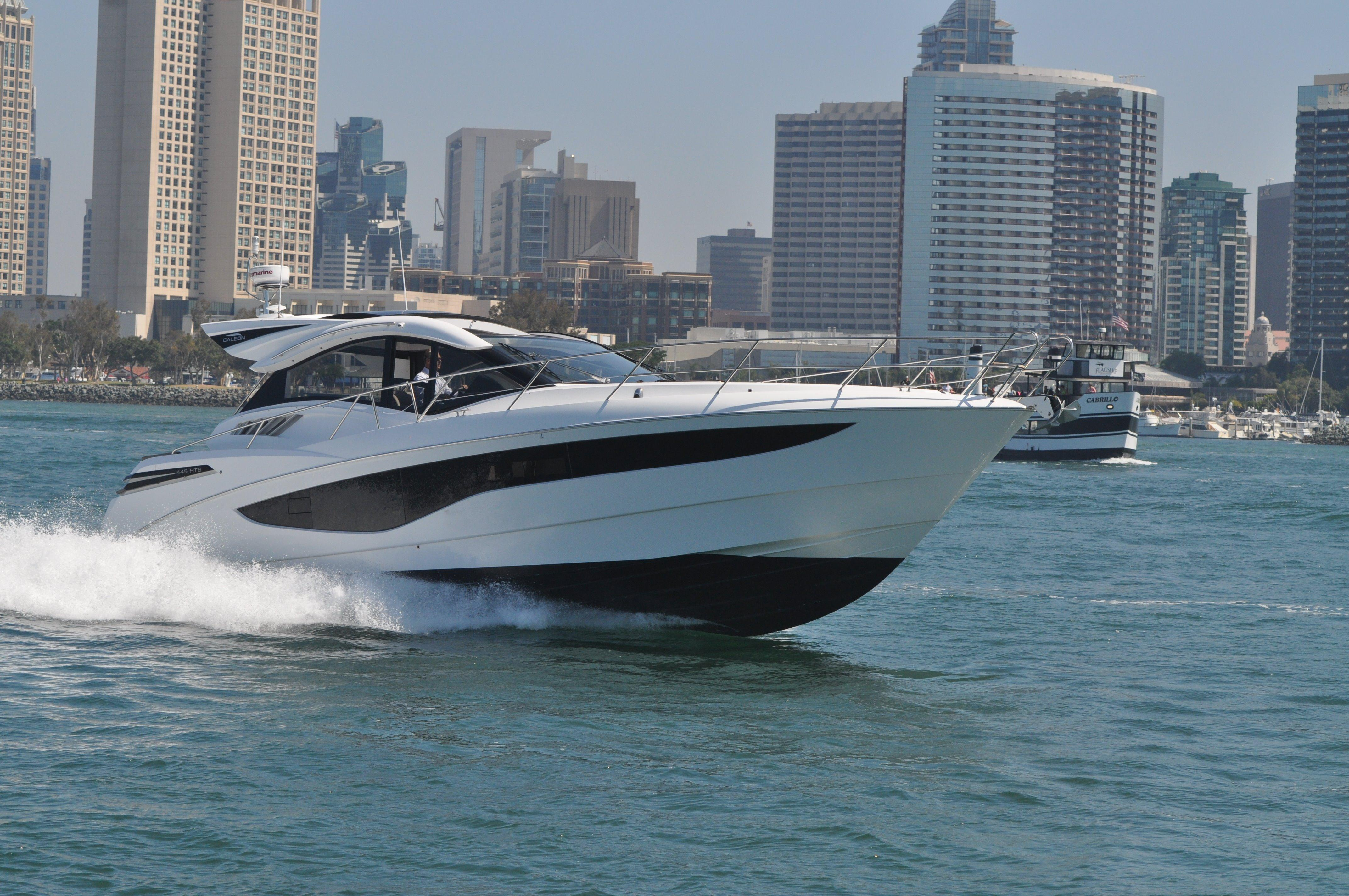 Lake Ozark (MO) United States  city pictures gallery : 2016 Galeon 445 HTS Power Boat For Sale www.yachtworld.com