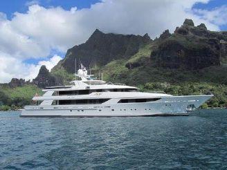 2008 Westport Tri-Deck Motoryacht