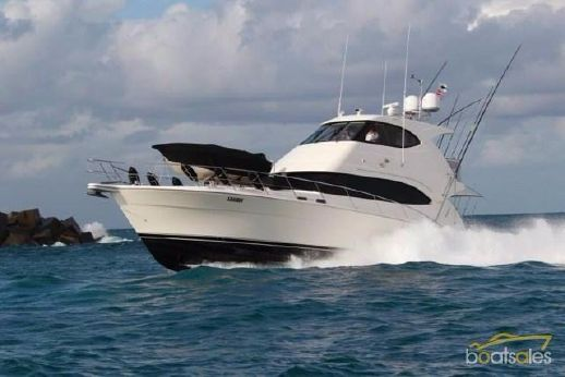2011 Riviera 61 Enclosed Flybridge