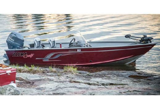 2016 Alumacraft Escape 165 CS   11959