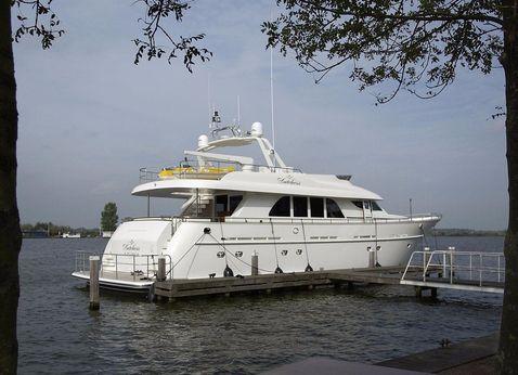 2007 Mulder 76 Flybridge