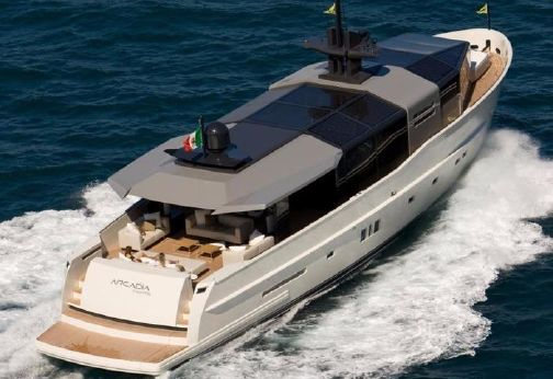 2014 Arcadia 85 Motor Yacht